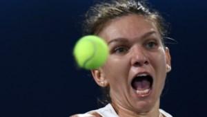 Simona Halep zegt af voor Indian Wells als gevolg van voetblessure