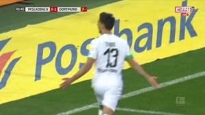 Thorgan Hazard scoort heerlijke goal tegen ex-ploeg Mönchengladbach