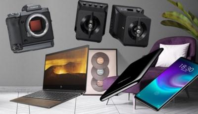 Onze gadget inspector selecteert 10 mooi gestylede multimediatoestellen