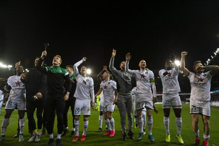 Club Brugge wint, maar Cercle feest