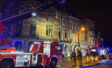 Zeven appartementen onbewoonbaar na keukenbrand in restaurant