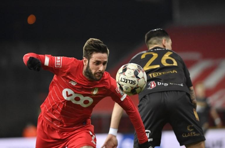 STVV pakt punt tegen tien spelers van Standard