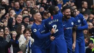 Chelsea maakt gehakt van Everton, maar Michy Batshuayi komt niet van de bank