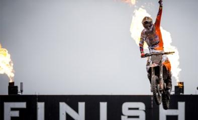 Jeffrey Herlings triomfeert in eigen land en wint tweede WK-manche van het seizoen