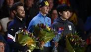Schaatser Bart Swings steekt eindzege in de Wereldbeker massastart op zak na tweede plaats in Heerenveen