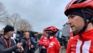 """Tiesj Benoot praat voor start Parijs-Nice: """"We houden er rekening mee dat de wedstrijd alsnog kan worden stilgelegd"""""""