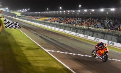 Japanner Nagashima wint verrassend Moto2 in Qatar