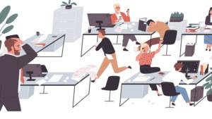 Weinig privacy en slecht voor de gezondheid, maar toch populair: hoe werk je het best in een open kantoor?