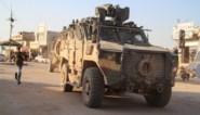 Schendingen van staakt-het-vuren in Idlib