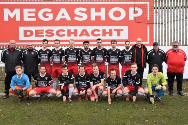 Dynamo Beervelde promoveert naar tweede provinciale