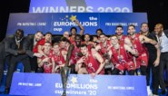 Bekertriomf van Antwerp Giants in beeld, Rupnik krijgt complimenten van NBA-ster Doncic