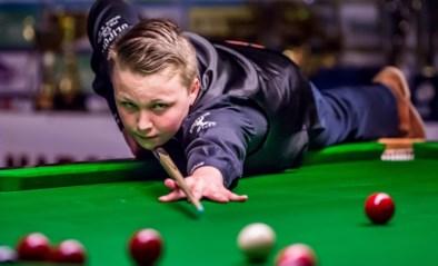 Ben Mertens staat in de halve finales op EK snooker U18