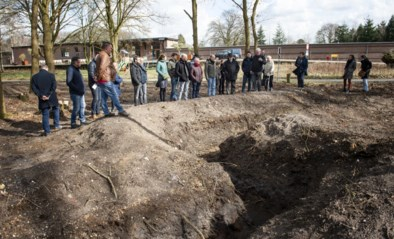 Loopgraven in oorspronkelijke staat hersteld