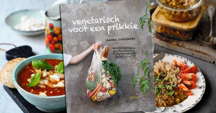 GETEST. Onze redacteur legt zijn vleesconsumptie én uitgaven aan banden en kookt vegetarisch voor een prikkie