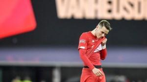 Geschillencommissie vindt eis van Bondsparket niet streng genoeg en schorst Zinho Vanheusden voor vijf matchen, Standard in beroep