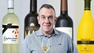 Onze wijnkenner Alain Bloeykens proeft vier nieuwe exclusiviteiten van het wijnfestival van Okay