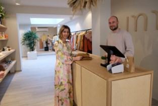 Magalie maakt droom waar en opent eigen kledingzaak