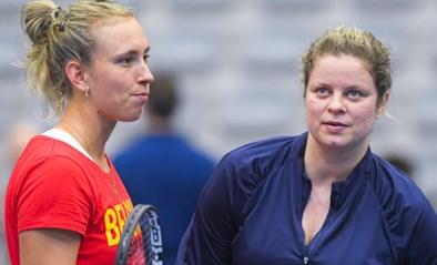 Pech voor België (en Kim Clijsters): finale van Fed Cup wordt uitgesteld
