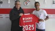 Benfica haalt Braziliaan Pedrinho voor 20 miljoen euro