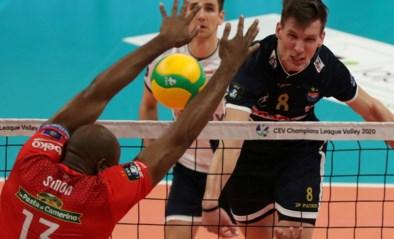 Belgische volleybalcompetitie gaat op slot tot eind maart