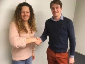 Natasja De Vos nieuwe voorzitter van Jong Open Zulte