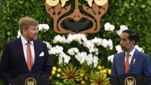 Koning Willem-Alexander betuigt spijt aan oud-kolonie Indonesië voor schade die Nederland heeft aangericht (maar niet echt)