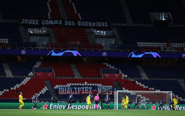 Merci Neymar! PSG voor het eerst in vier seizoenen naar kwartfinales Champions League