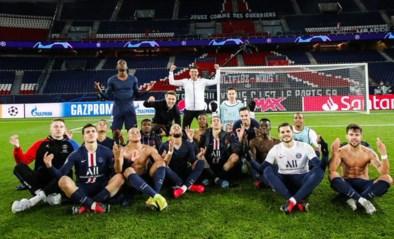 Sterren van PSG maken zich niet populair door te spotten met Dortmund-spits Erling Haaland (op het veld én in de kleedkamer)