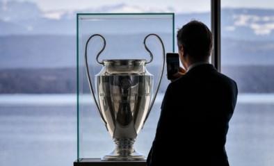 UEFA gelast alle Champions League- en Europa Leagueduels (en loting) van volgende week af