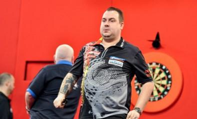 Kim Huybrechts plaatst zich voor European Darts Open, Dimitri Van den Bergh onderuit tegen Litouwer