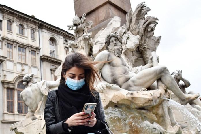 Alle koersen afgeschaft, alle scholen dicht, voetbalwedstrijden achter gesloten deuren: Italië valt stil door coronavirus