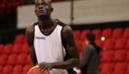 Basketbalclub Oostende mag geblesseerde Amar Sylla niet vervangen