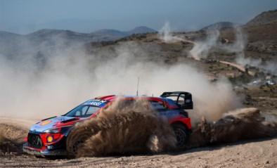 Thierry Neuville kan na technische problemen toch opnieuw vertrekken in Rally van Mexico
