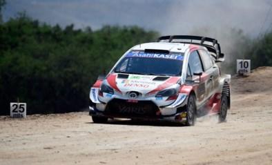 Rally van Mexico na afloop laatste ritten van zaterdag stopgezet