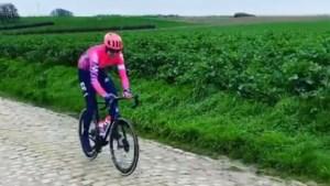 """Jens Keukeleire verkent Parijs-Roubaix: """"Niet zeker of het voor 2020 of 2021 was"""""""