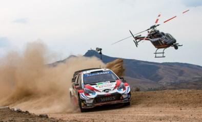 Sébastien Ogier wint ingekorte rally van Mexico en pakt leiding WK, geen punten voor Neuville