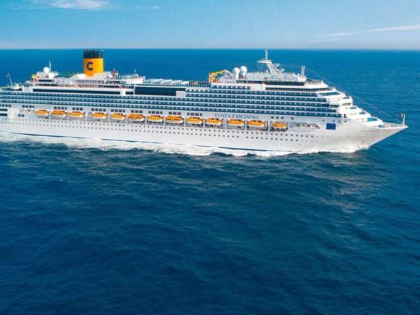 Driehonderdtal Belgen vast op cruiseschip in Caraïben
