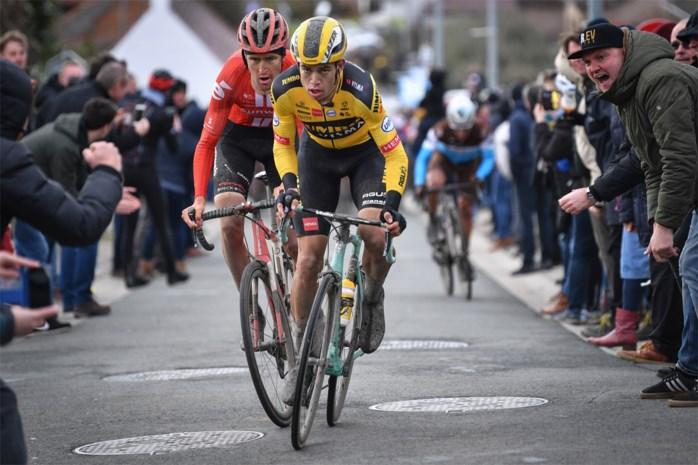 """Duidelijkheid voor Wout van Aert, Team Jumbo-Visma stopt voorlopig met maken van plannen: """"Sport telt gewoon even niet meer mee"""""""