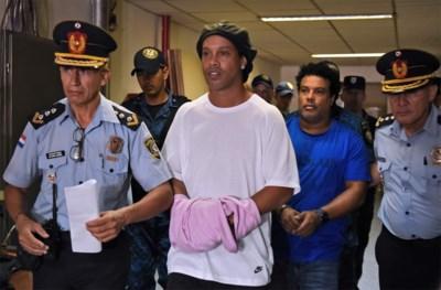 Ronaldinho scoort enkel nog in gevangenis: superster rijgt schandalen laatste jaren aaneen