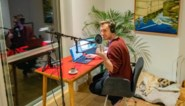 Qmusic-dj Sam De Bruyn presenteert in quarantaine