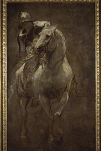 Drie waardevolle schilderijen, waaronder een Van Dyck, gestolen uit universiteit Oxford