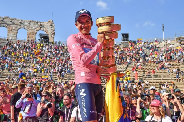 Giro grootste struikelblok op wielerkalender