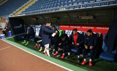 """Belgische voetballers in Turkije moeten voorlopig gewoon doorspelen: """"Bezorgd om onze gezondheid"""""""