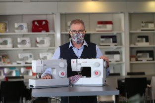 Zonhovens bedrijf leent gratis 100 naaimachines