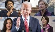 Eén van deze vier vrouwen mag met Joe Biden mee naar het Witte Huis … om er in 2024 op zijn stoel te zitten