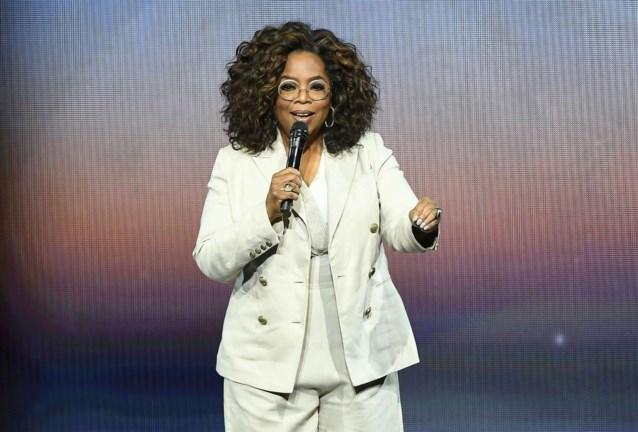 "FBI-inval bij Oprah Winfrey gaat viraal op Twitter, tot presentatrice zich moeit: ""Fake news"""