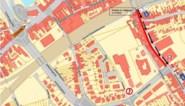 UPDATE. Werken voor verhoogd fietspad Gaversesteenweg uitgesteld