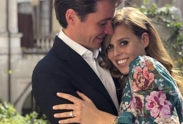 Prinses Beatrice blaast huwelijksreceptie af