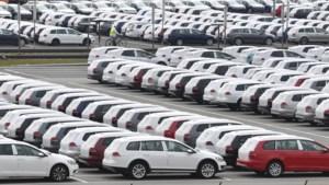 Autoverkoop tweede maand op rij in achteruit
