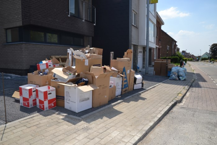 """Hier is er tijdelijk geen papierinzameling: """"Vrachtwagens beter inzetten voor andere fracties"""""""